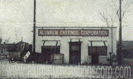 Original Aluminum Castings Corp. building 1964