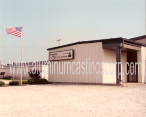Aluminum Castings Corporation aluminum sand foundry Galesburg, IL USA