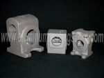 gear reducer and gear box aluminum sand castings