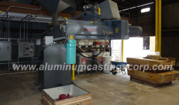 kloster air set molding machine for aluminum sand foundry